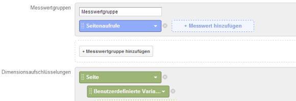 fehlermeldung_google_analytics_benutzerdefinierter_bericht