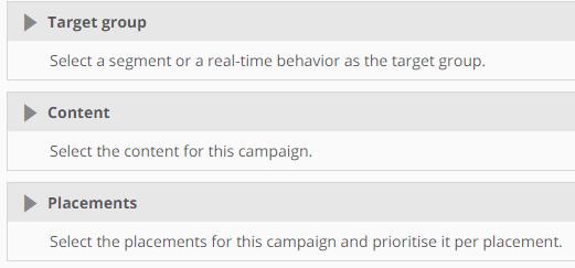 Webtrekk Marketing Automation Kampagne