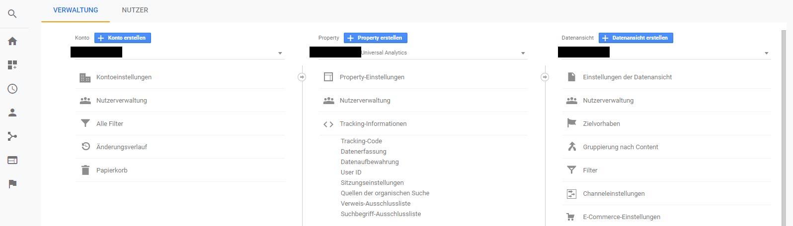 google-analytics-einrichten-ebenen