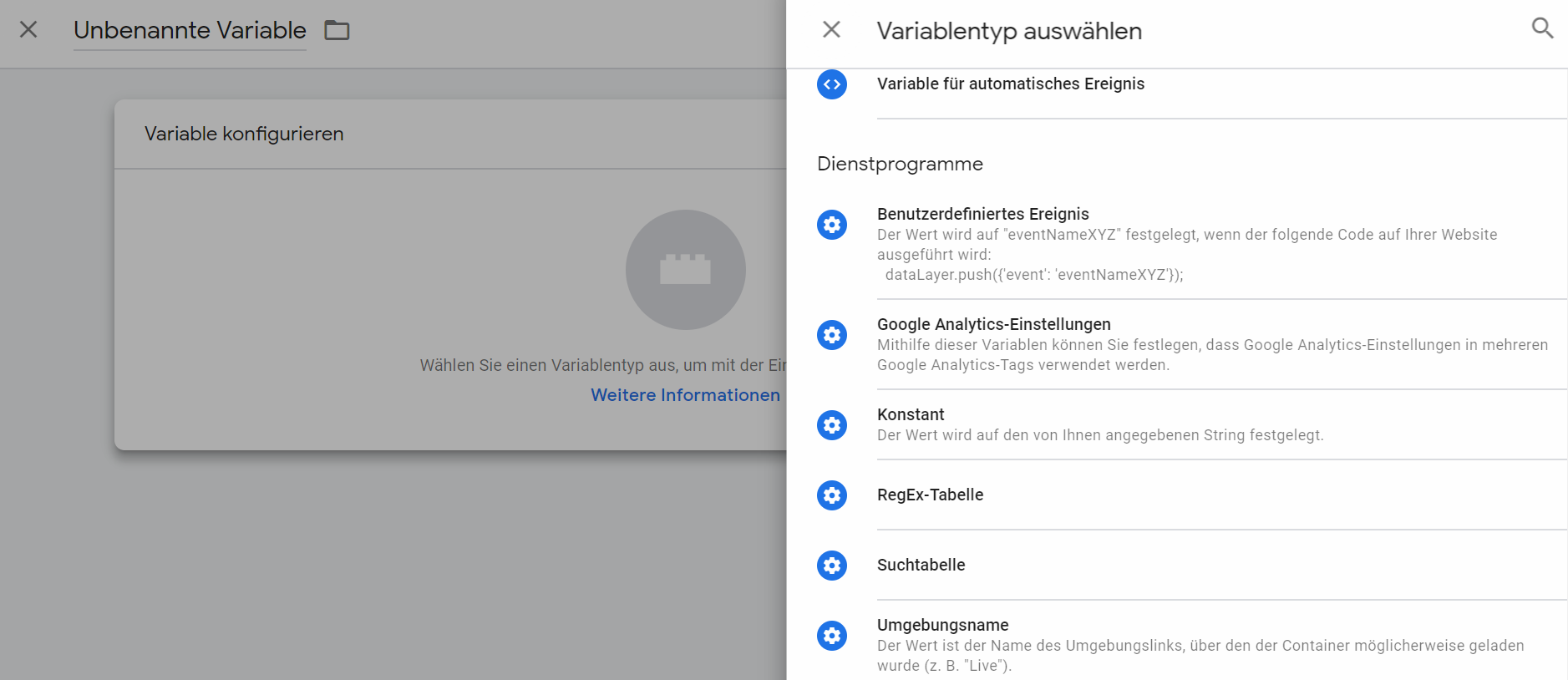 google-analytics-konfiguration